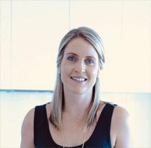Jodie Wilson– Dietician